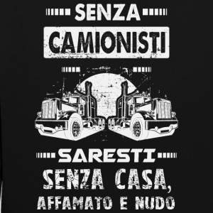 Camionisti - Sweat-shirt contraste