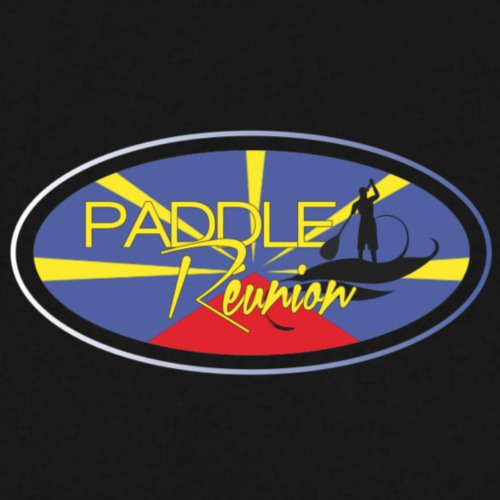 logo paddle reunion - Sweat-shirt contraste