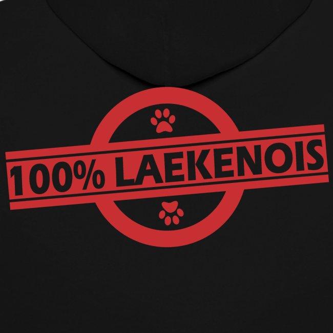100 laek rouge