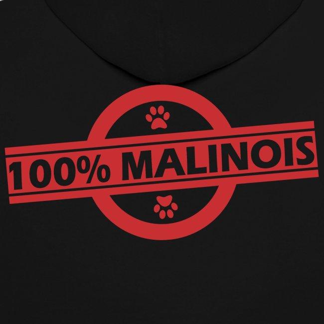 100 malou rouge