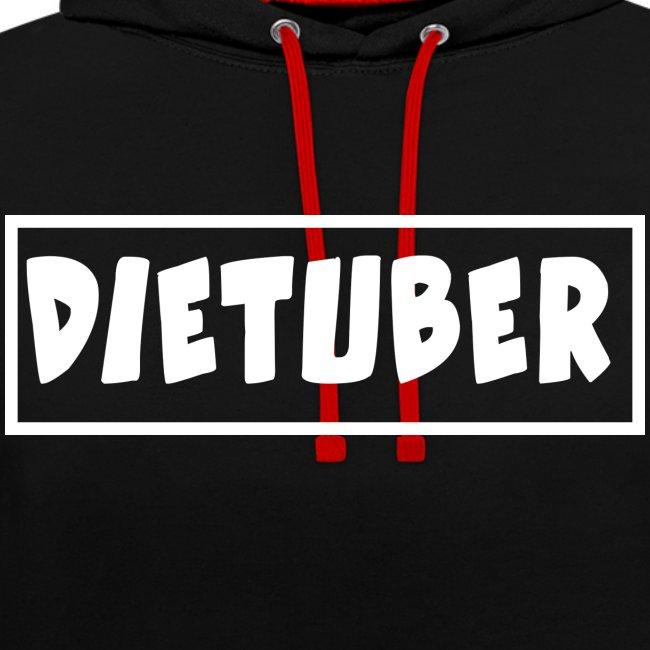DieTuber Logo weiss