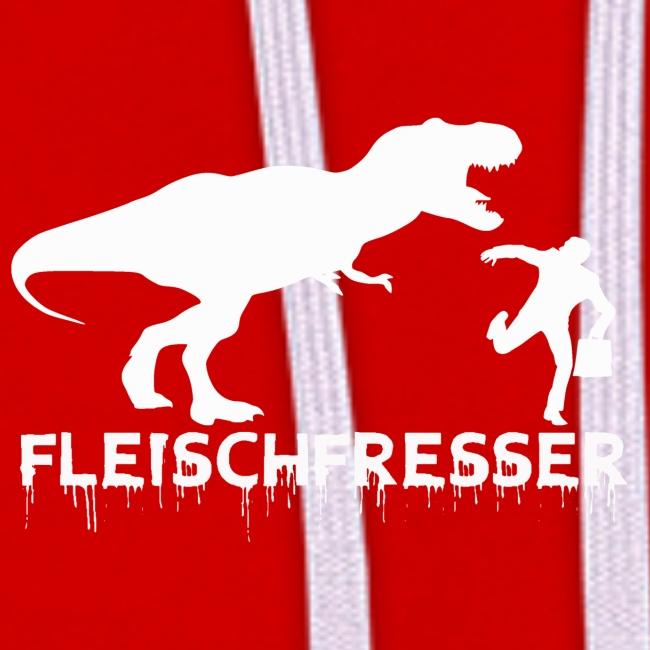 fleischfresser weiss