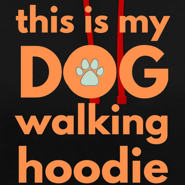 Flott og morsomt motiv til hundeeier