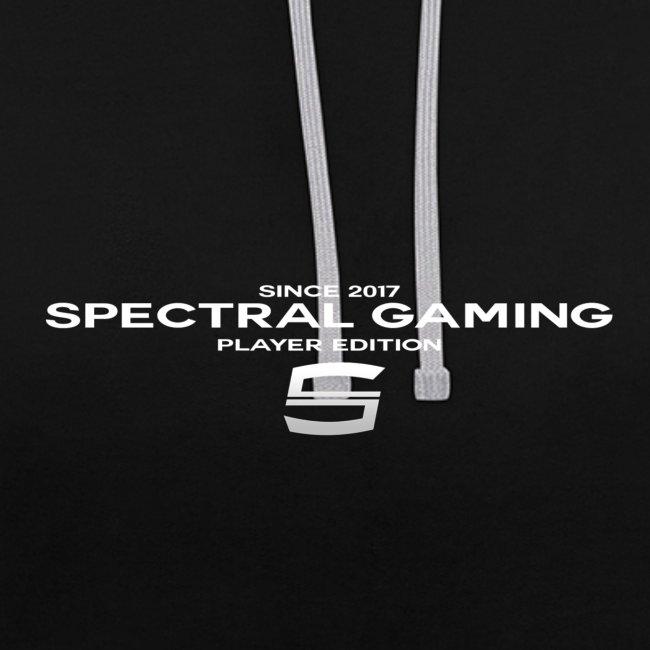 Player Edition sweatshirt (White Logo)