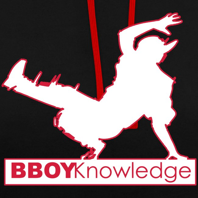 "Bboy knowledge Logo ""Multi color,make your choice"""