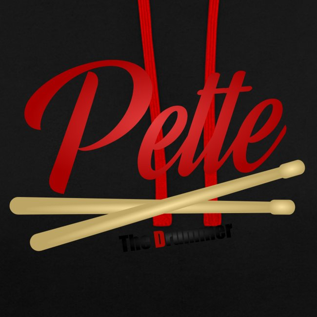 Pette the Drummer
