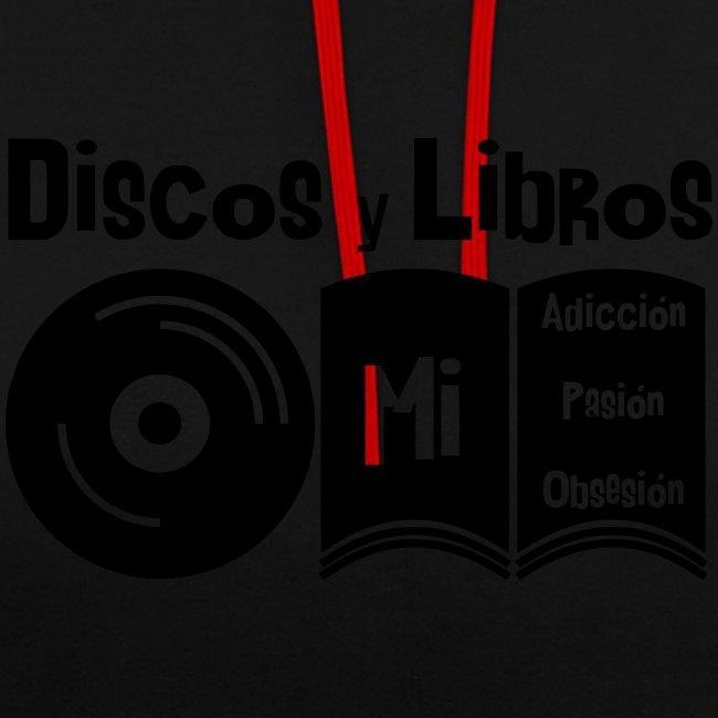Discos y Libros