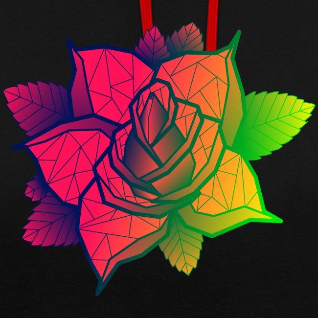 rose tricolore