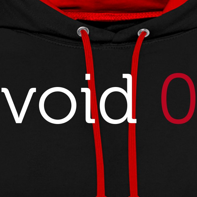 Coders Choice: void 0 Tank Top (male)
