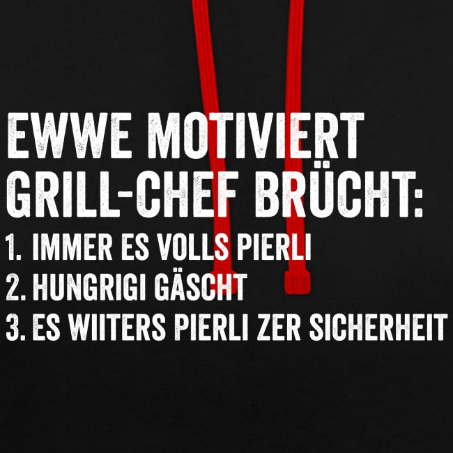 MOTIVERTER GRILL-CHEF