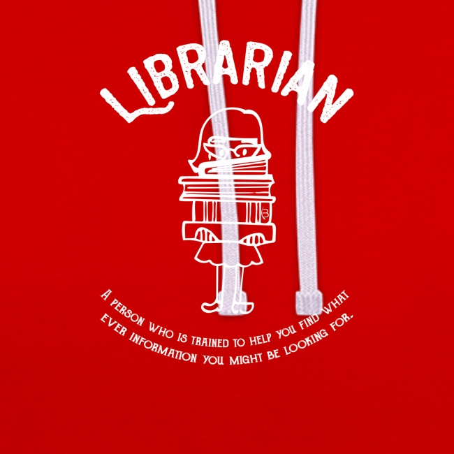 0331 Librarian Funny saying Cool text