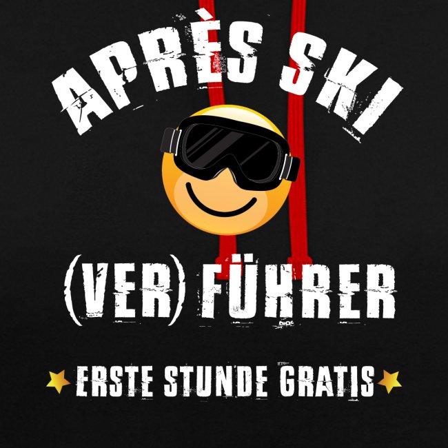 skifahren winter ski apres-ski geschenk party