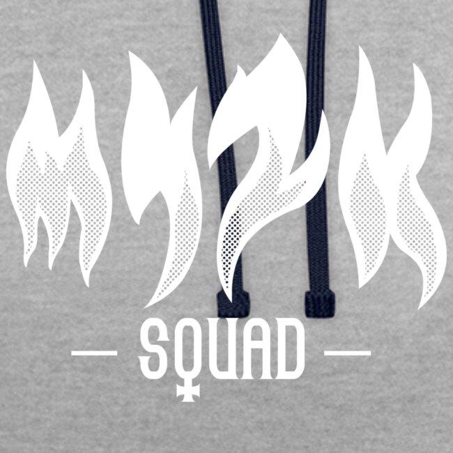MY2K Squad feu blanc
