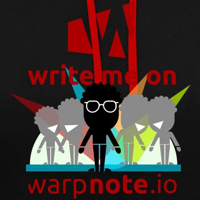 Write me on WarpNote