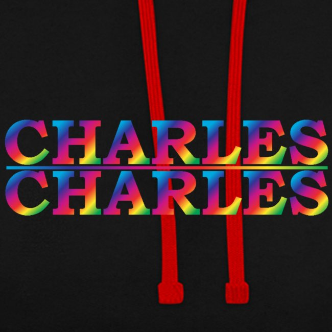 CHARLES rainbow