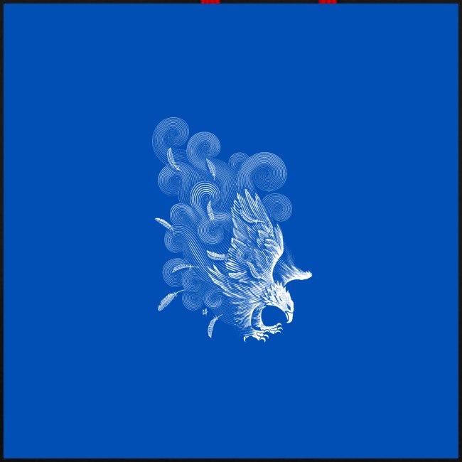 Windy Wings Blue