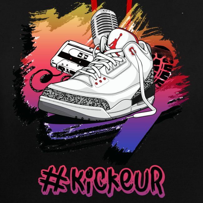 #Kickeur Noir