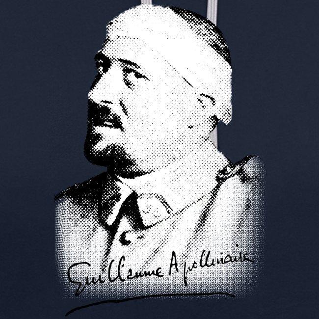 Débardeur Femme - Guillaume Apollinaire