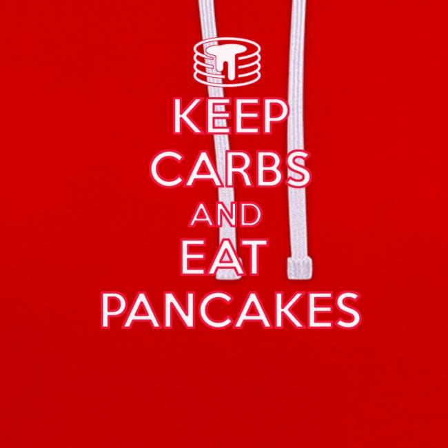 KEEP CARBS AND EAT PANCAKES