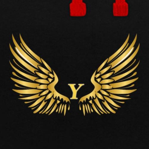 Y GOLD B - Contrast hoodie