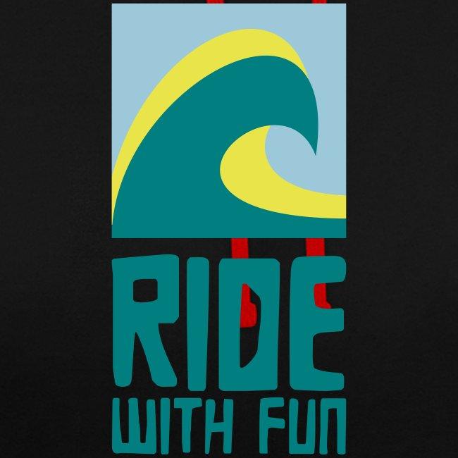 Ride with fun Logo