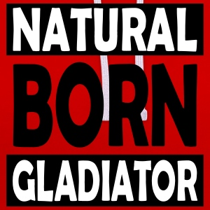 Natural_Born_Gladiator - Kontrast-hettegenser