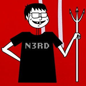Nerd Mal - Sweat-shirt contraste