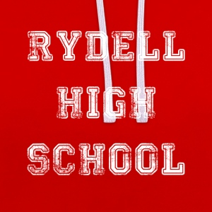 Ridell High School - Contrast hoodie