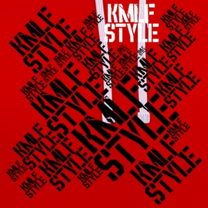 KMLF-STYLE-graphisme - Sweat-shirt contraste