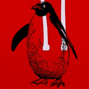 Pinguin - Sweat-shirt contraste