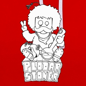 Plodar 1 - Sweat-shirt contraste