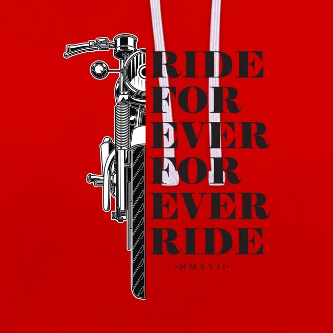 for ever ride warou team