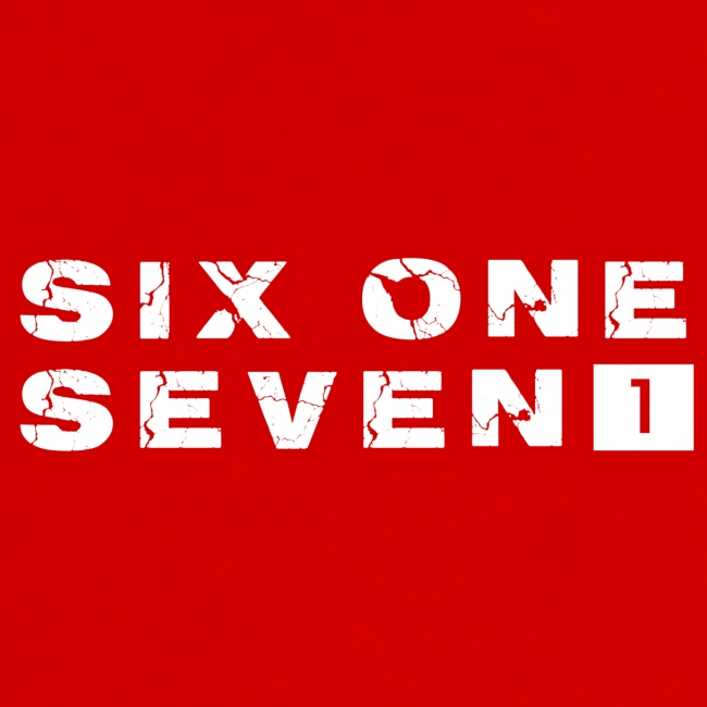 SIX ONE SEVEN 1 LOGO