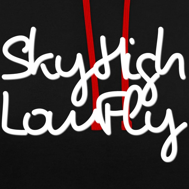 SkyHighLowFly - Men's Sweater - White