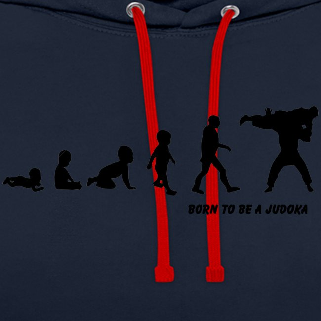 born to be a judoka