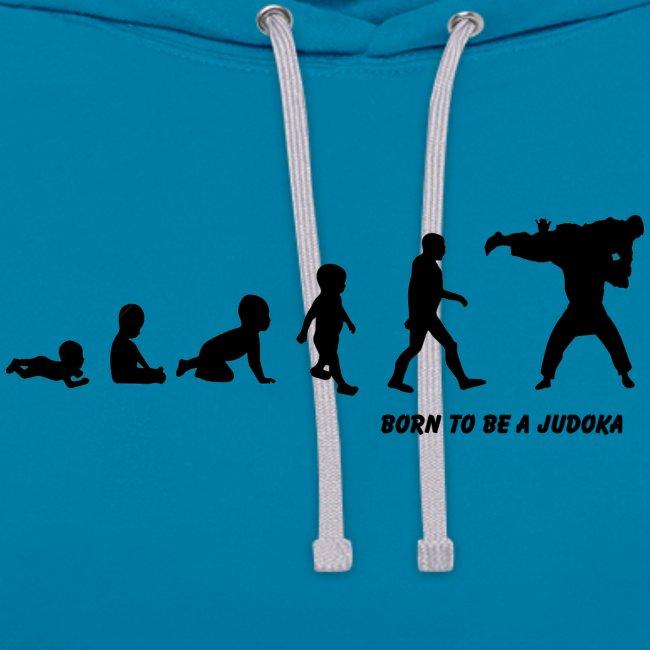 born to be a judoka