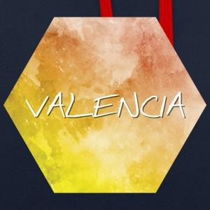 Valenica - Contrast Colour Hoodie