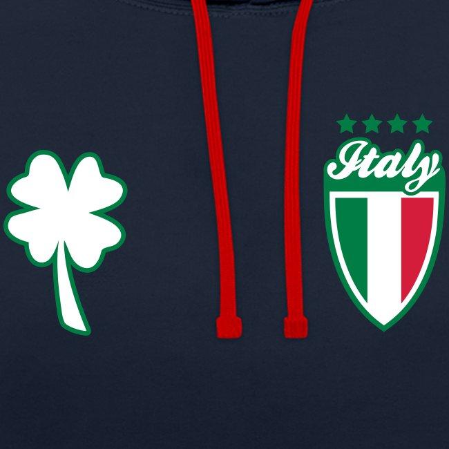 Italia Scudo e trifoglio