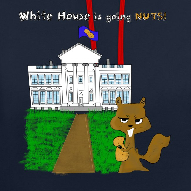 White House going NUTS