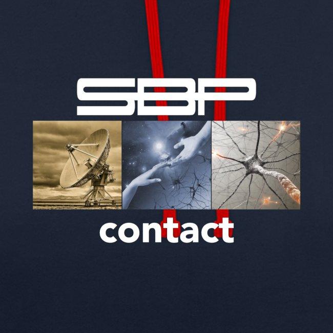 T-shirt Contact 123 black