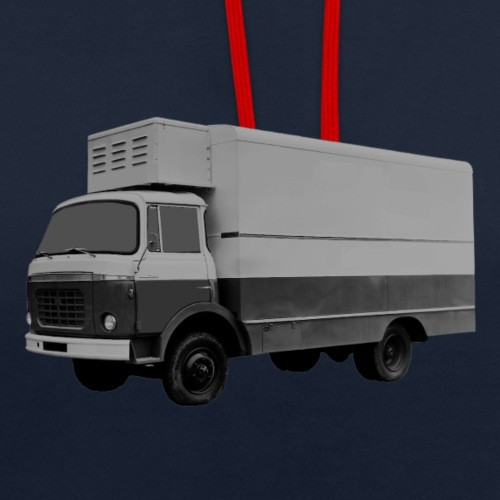 Travelerz gak - Sweat-shirt contraste