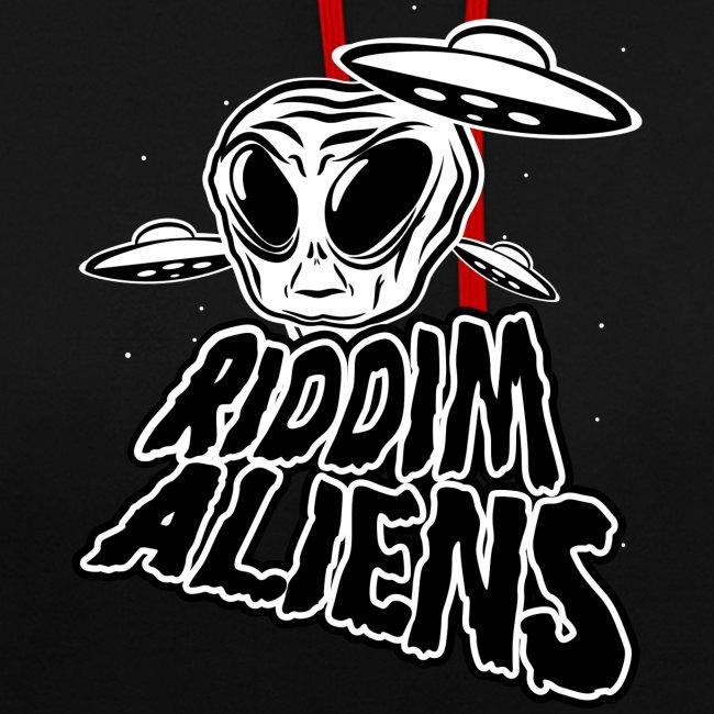 Riddim Aliens (Black Design)