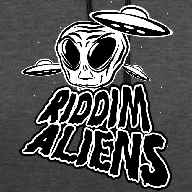 Riddim Aliens (Black Design)