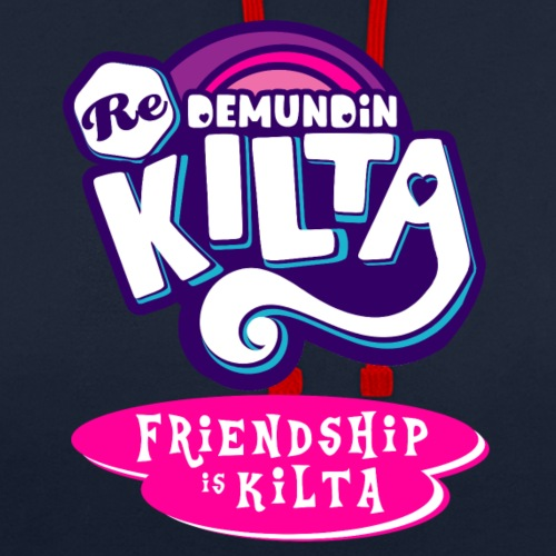 Friendship is Kilta - Kontrastihuppari