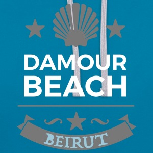 damour Plage - Sweat-shirt contraste