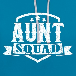 tante Squad - Contrast hoodie