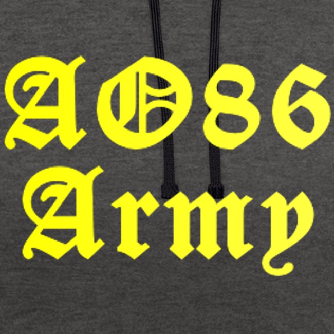 T Shirt Army gelb png