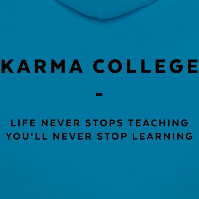 Karma College Karma Fucks Back What goes