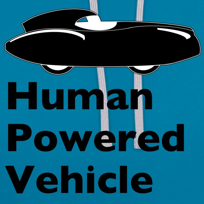 Quattrovelo Human Powered Vehicle black