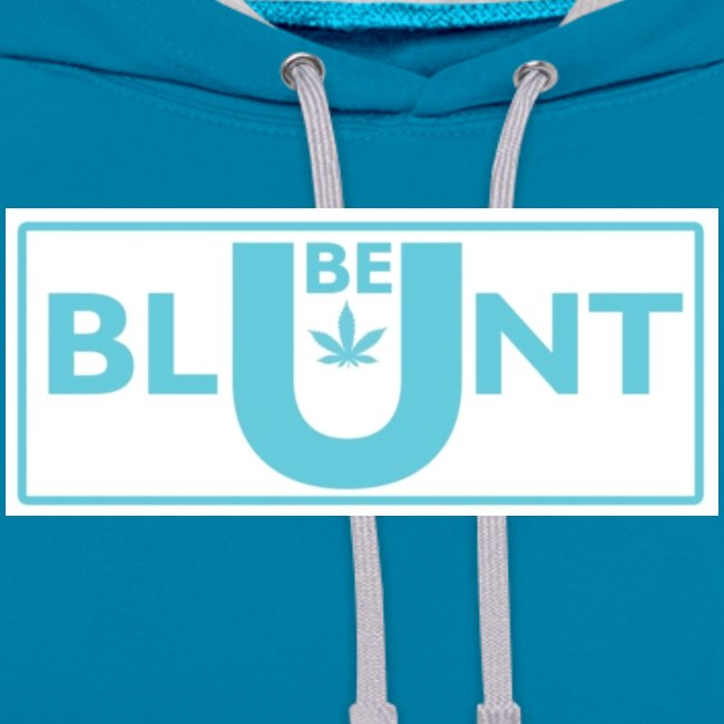 The new BE blunt design